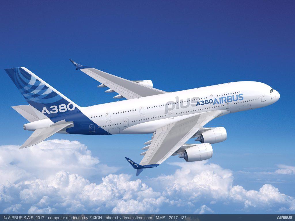 A380plus в цялата му прелест
