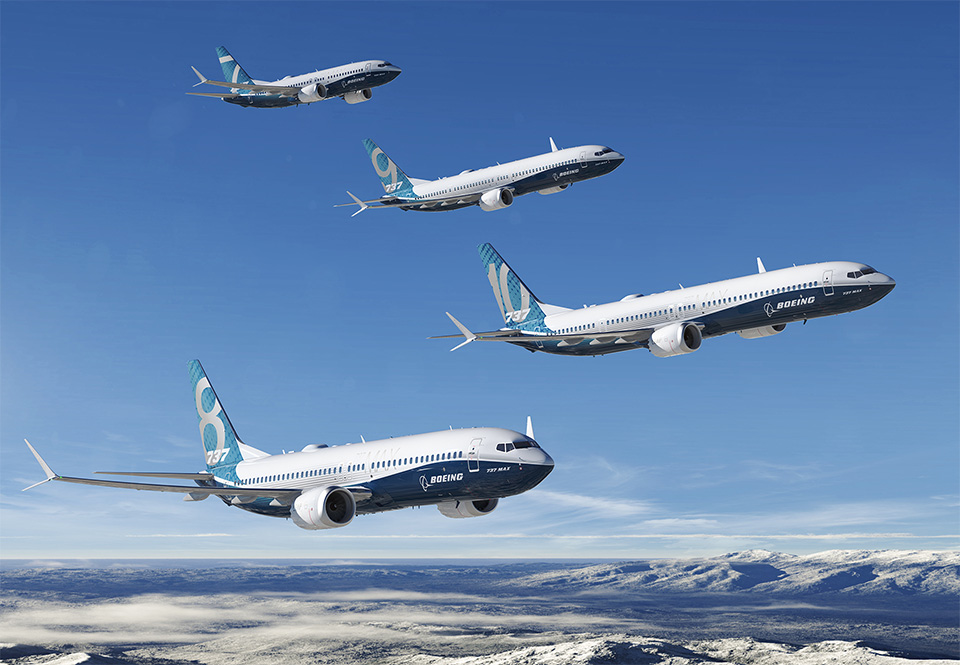 Boeing 737MAX family