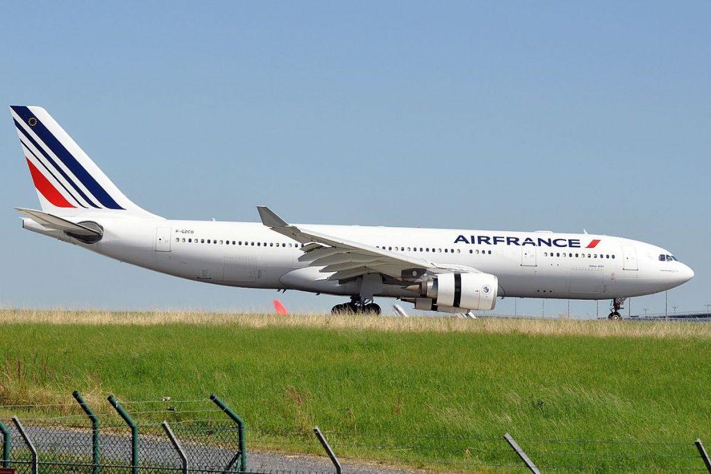 Air France F-GZCO A330