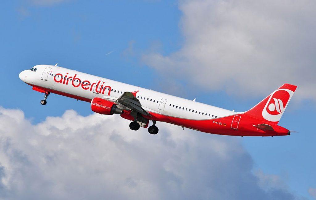 Air Berlin има флот от 118 самолета и 42 дестинации на 4 континента