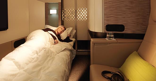"""Има ли смисъл от т.нар. """"резиденция"""", която е инсталирана на борда на А380?"""