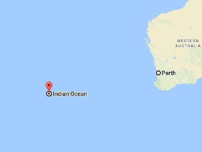 """Новото """"най-вероятно"""" място на крушението на MH370"""