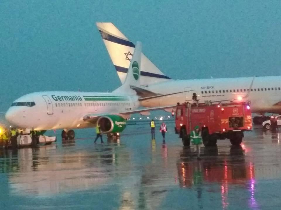 TLV Accident - Germania - El Al (2)