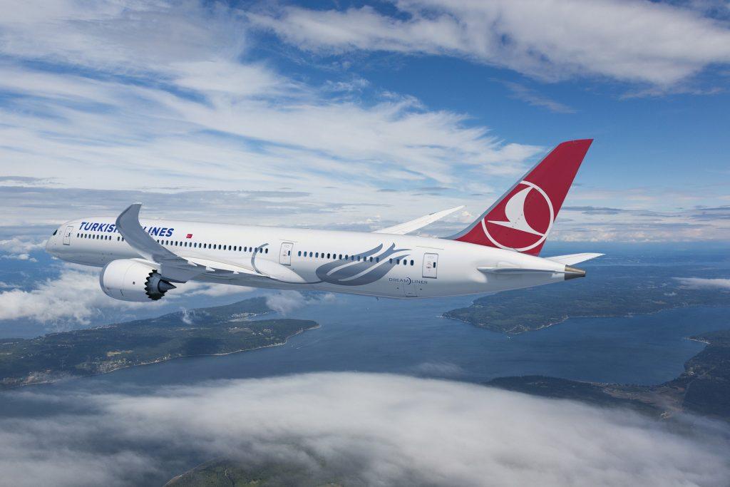 Turkish Airlines поръча 30 броя от прекрасните Boeing 787-9