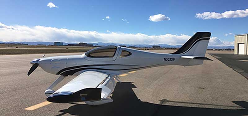 Аеродинамичните характеристики за значително по-добри от тези на Cessna 172/182 или подобните Piper