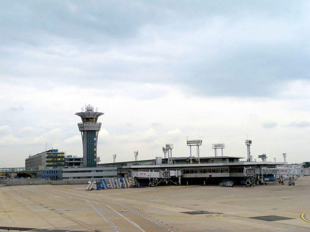 Международният Terminal Sud на парижкото летище Орли /ORY/