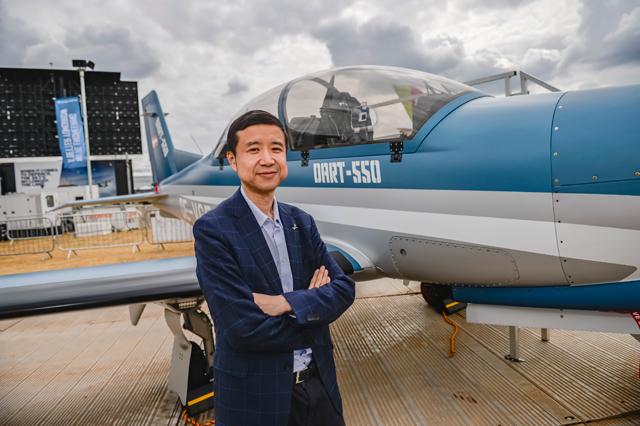 Франк Жанг е новият СЕО на австрийската компания с амбициозни планове за бъдещето