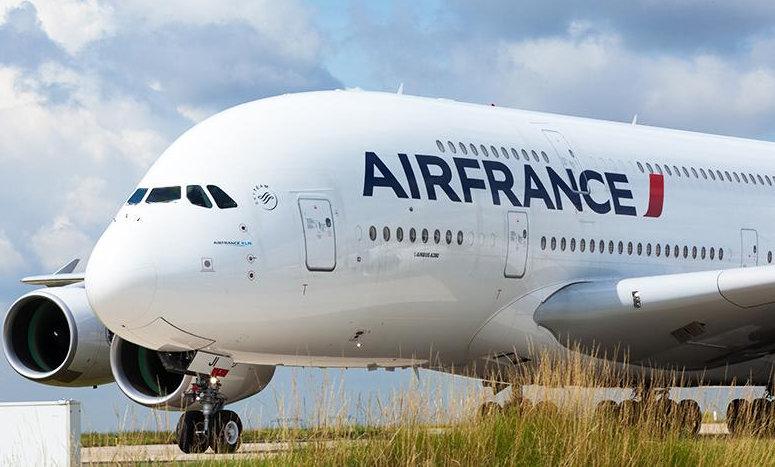 AIRBUS A380-800 Air France KLM