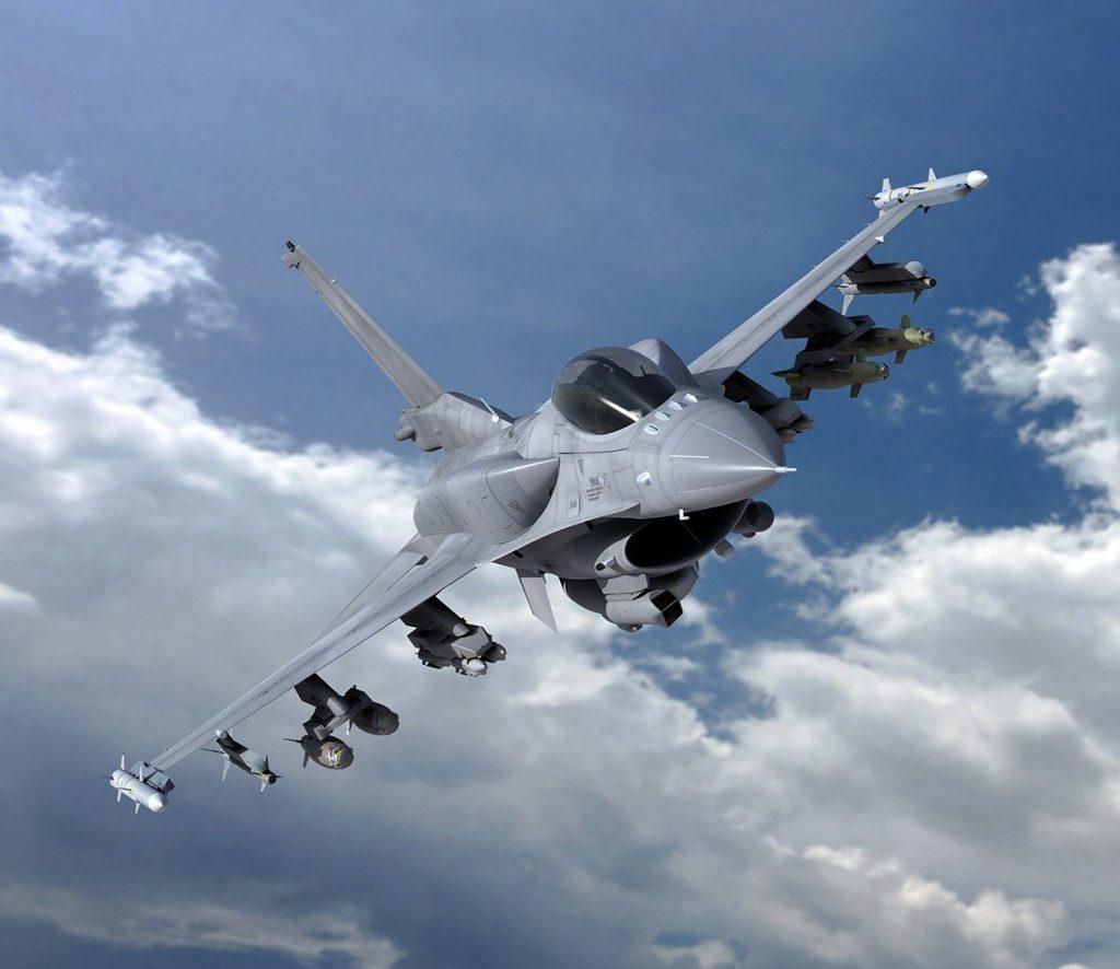 F-16 Viper Block 70 през погледа на визуалните дизайнери