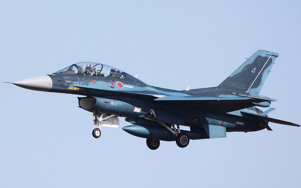 Изцяло японски F-16 или по-точно Mitsubishi F-2. Открийте разликите...