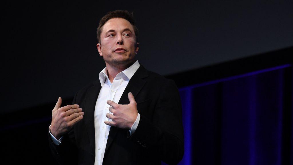 Основателят и президент на SpaceX, Илън Мъск