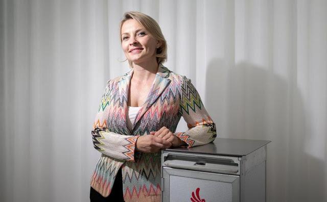 Лейла Ибрахими-Салахи, е сред най-крупните бизнес лидери в Косово и региона.
