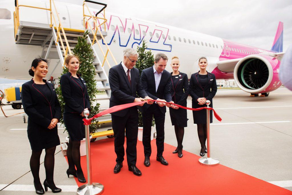 Wizz First A321neo Ceremony