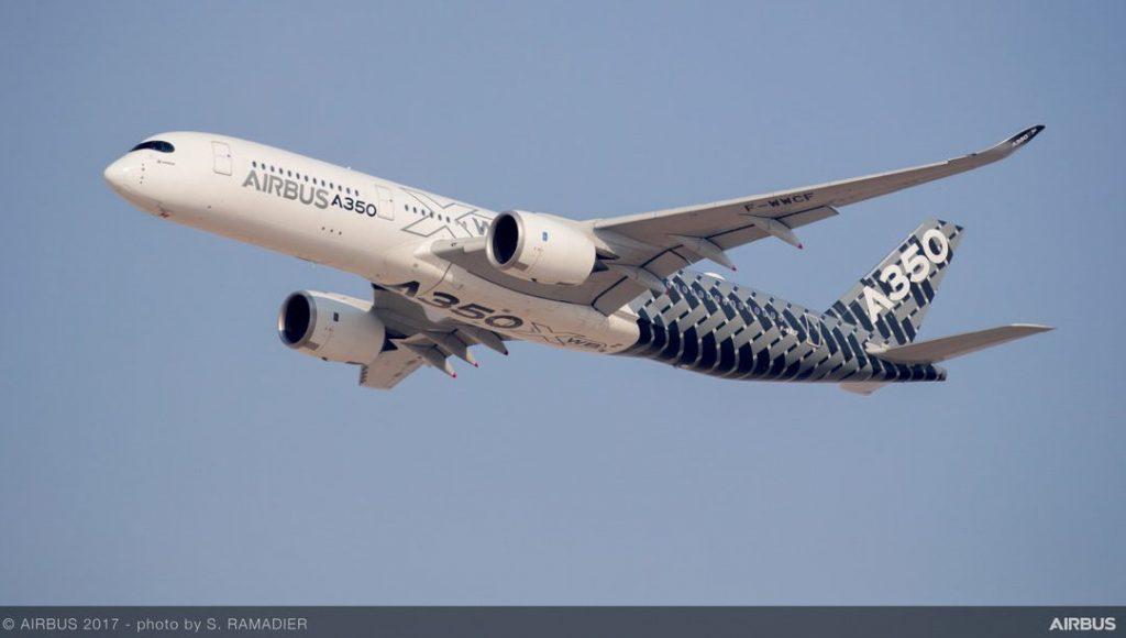 Airbus A350 е изборът на специалистите, защото е най-икономичния и най-модерния самолет за своето време...