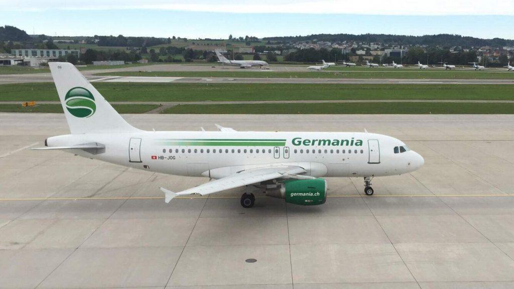 Germania и двете й подразделения, Germania Flug AG и Bulgarian Eagle фалираха в края на февруари 2019