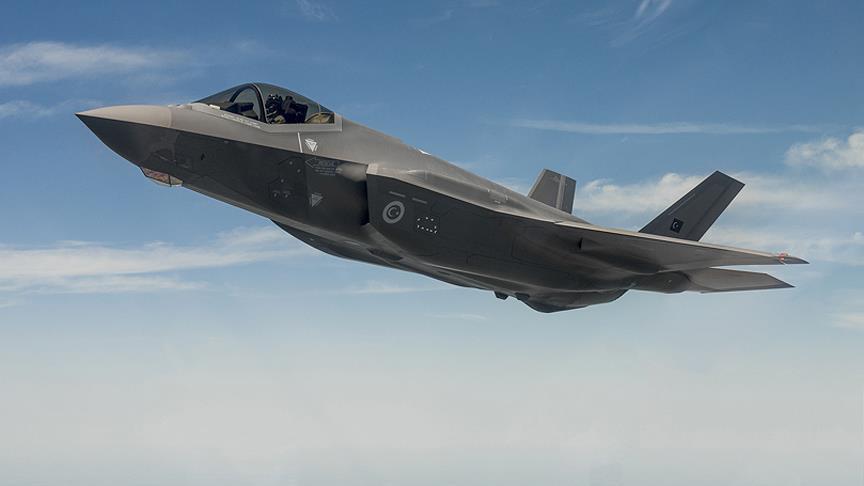 Турция вече има два доставени F-35 и над 10 обучени пилоти за новите самолети