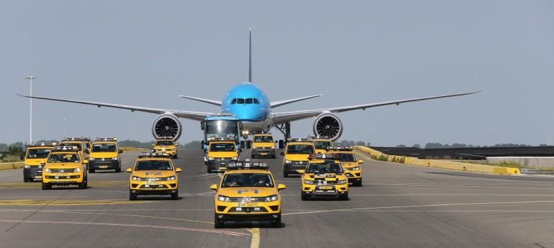 KLM Dreamliner 787-10