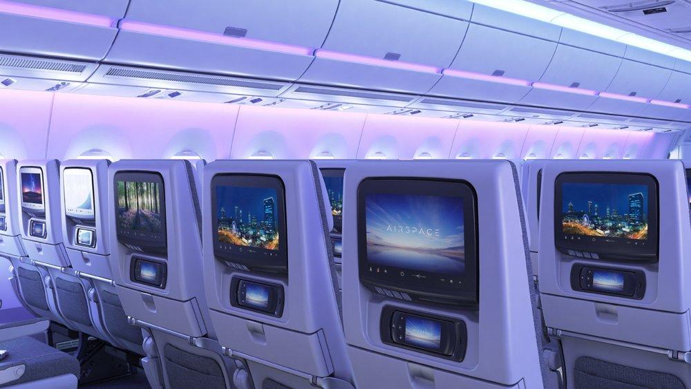 A350 XWB, снимка: Airbus