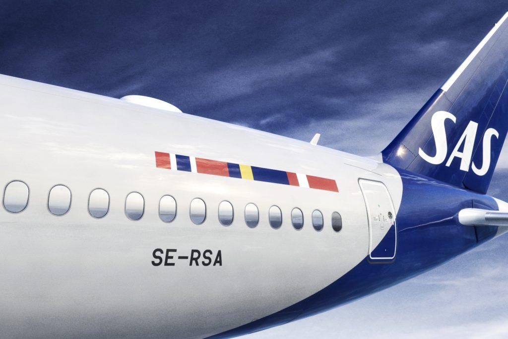 Основателките на SAS са Дания, Швеция и Норвегия, като авиокомпанията е национален превозвач за трите скандинавски страни