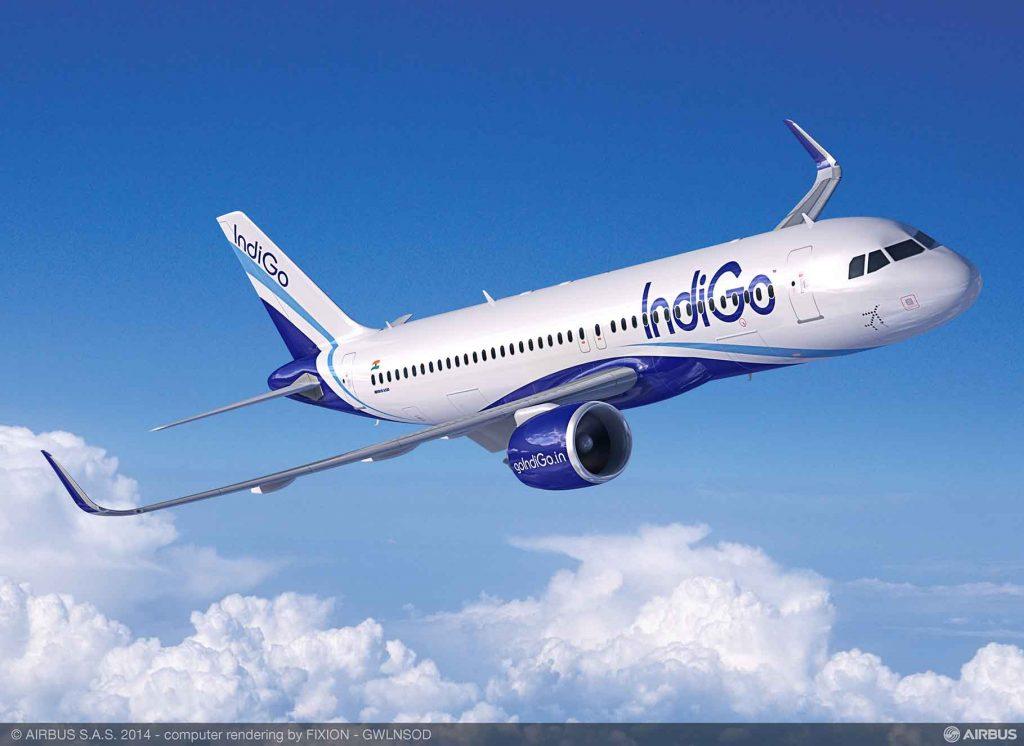 A320neo на IndoGo. Снимка: Airbus.