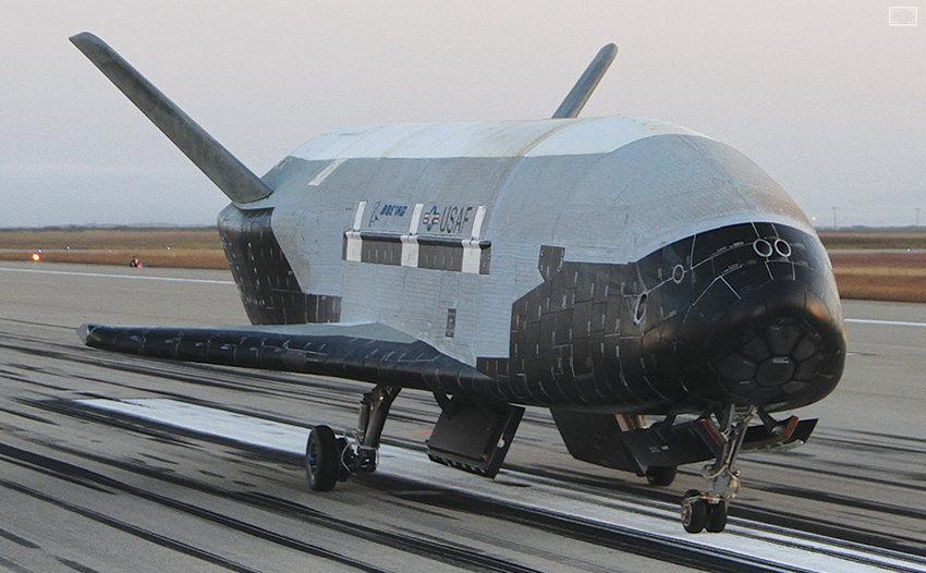 Boeing Autonomous Systems - X-37B. Снимка: Boeing