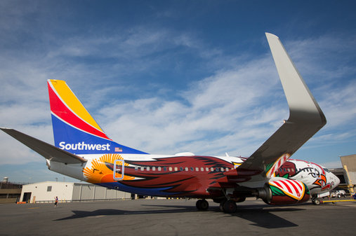 Снимка: Southwest Airlines