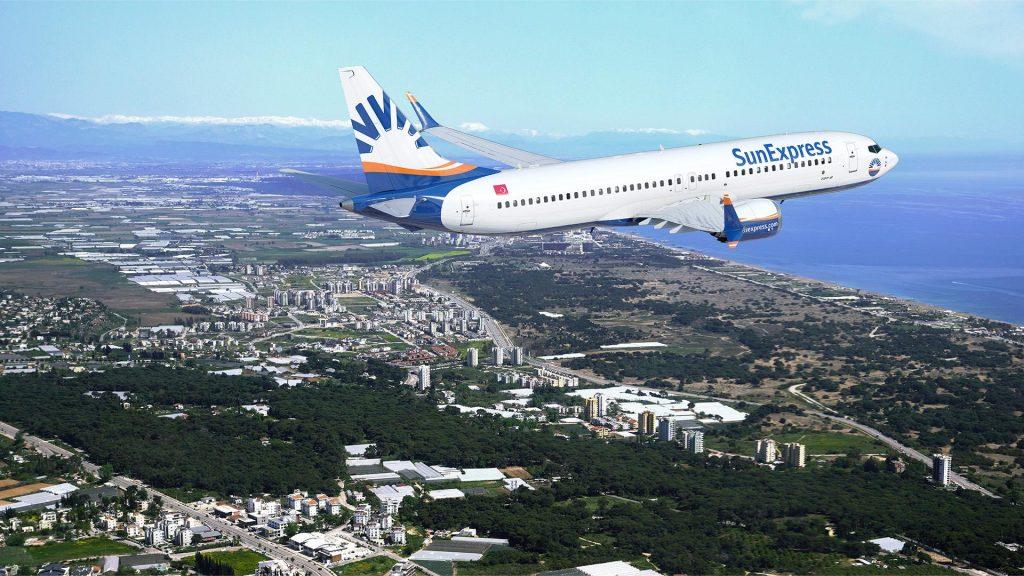 Boeing 737 MAX SunExpress. Снимка: Boeing