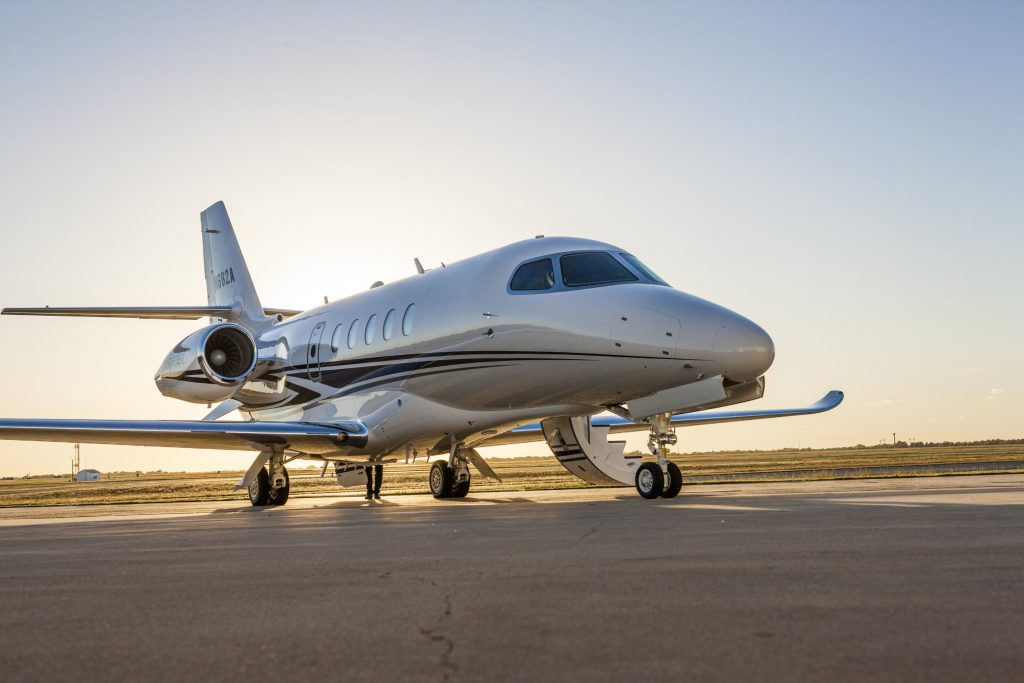 Cessna Citation Longitude. Снимка: Textron Aviation Inc.