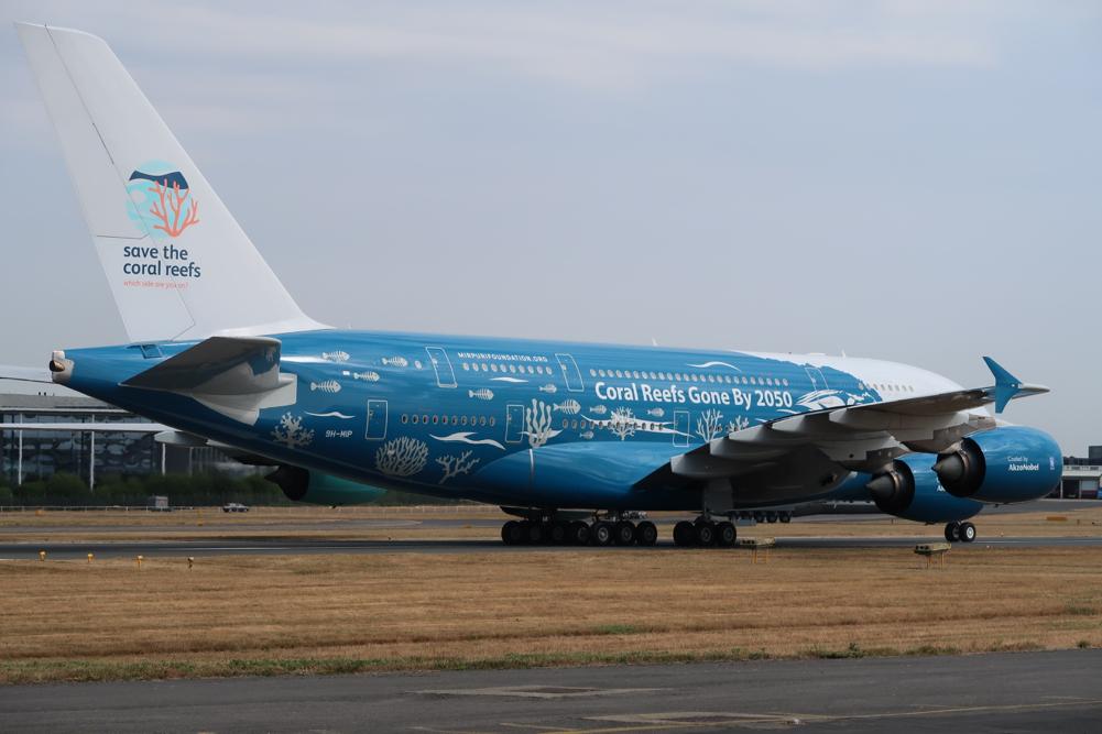 Португалската HiFly засега е единствения клиент на А380 на вторичния пазар. Ще има ли още?