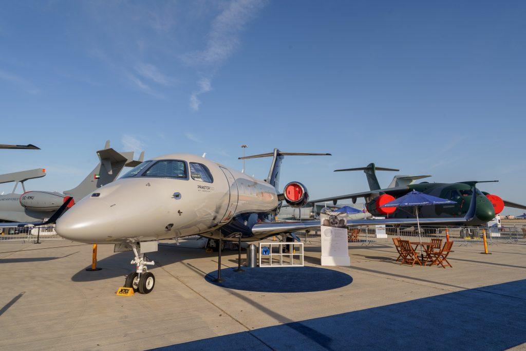 Снимка: Embraer