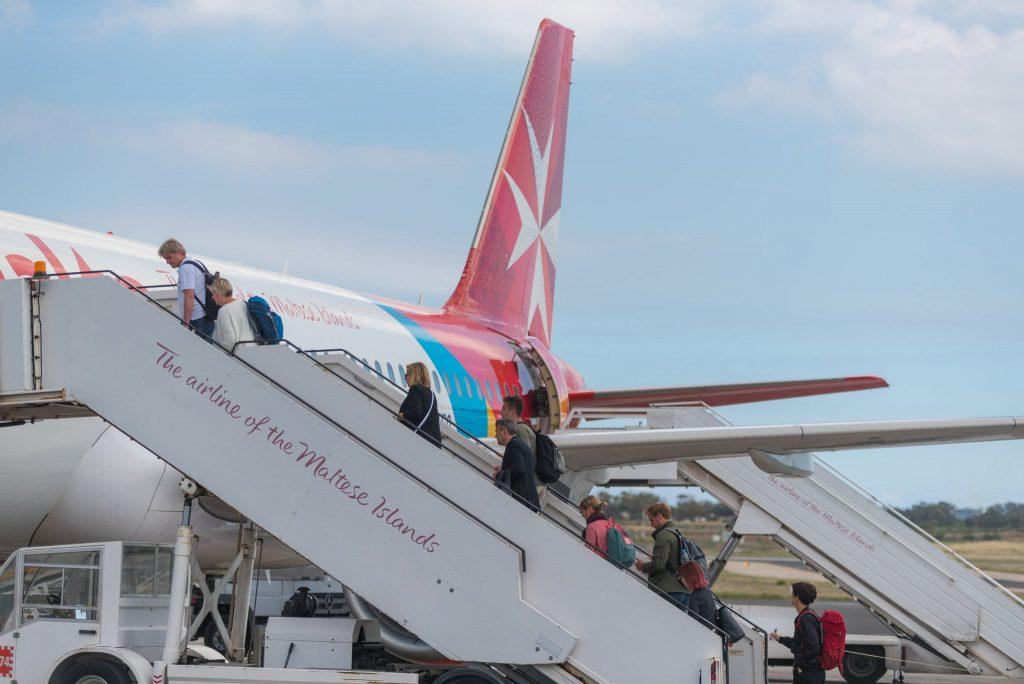 Снимка: Air Malta