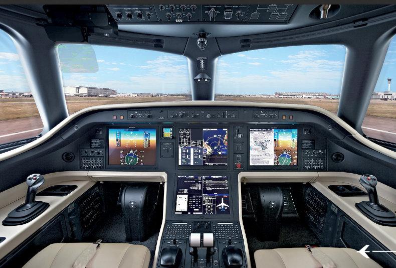 Praetor-500. Снимка: Embraer