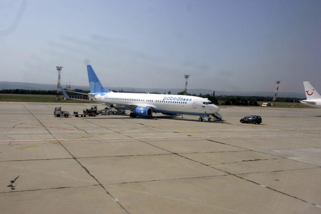 Победа, летище Варна. Снимка: Авиофорум.