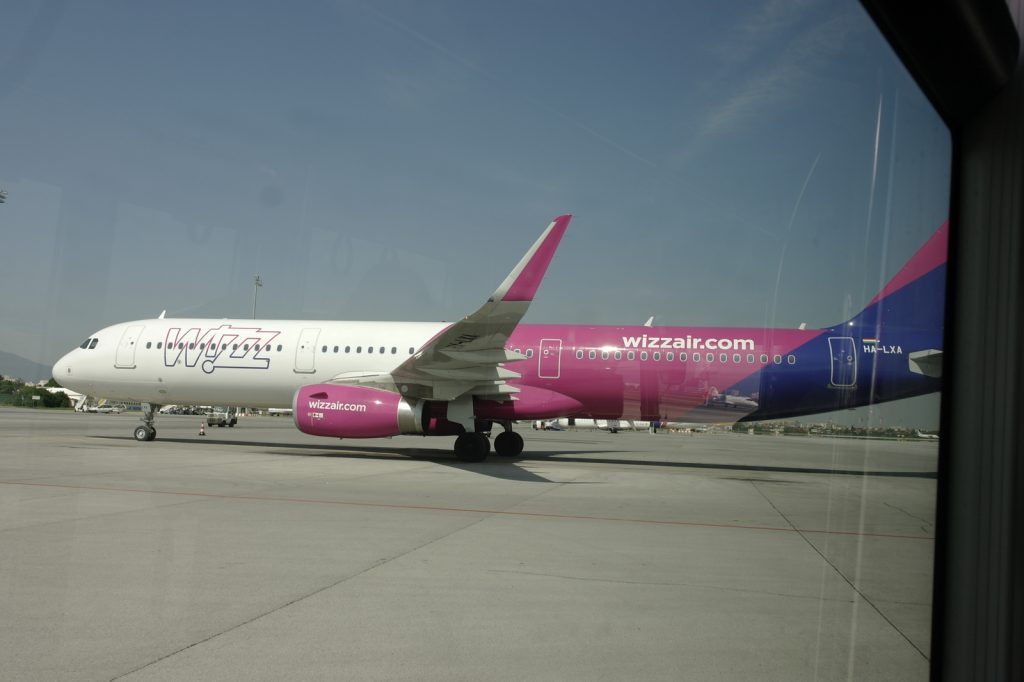 A321 на Wizzair. Снимка: Авиофорум