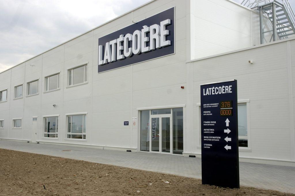 Заводът на Latecoere в Пловдив, снимка: Авиофорум.