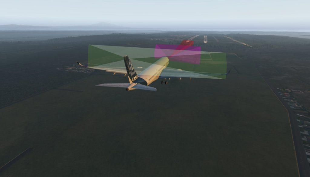 Принципът на ATTOL. Графика: Airbus