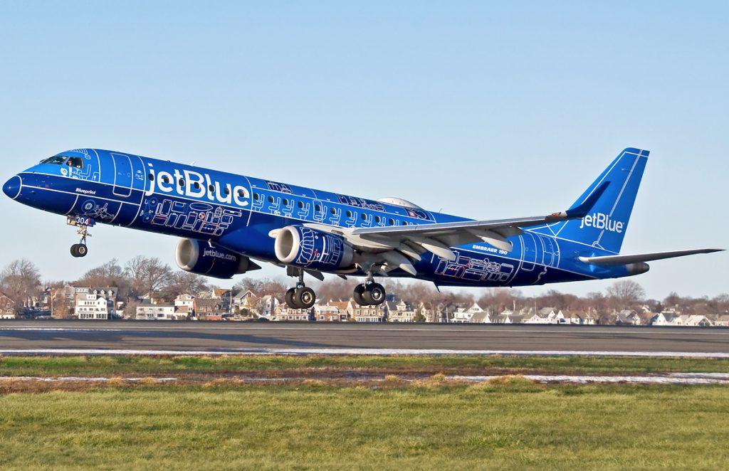 Снимка: JetBlue
