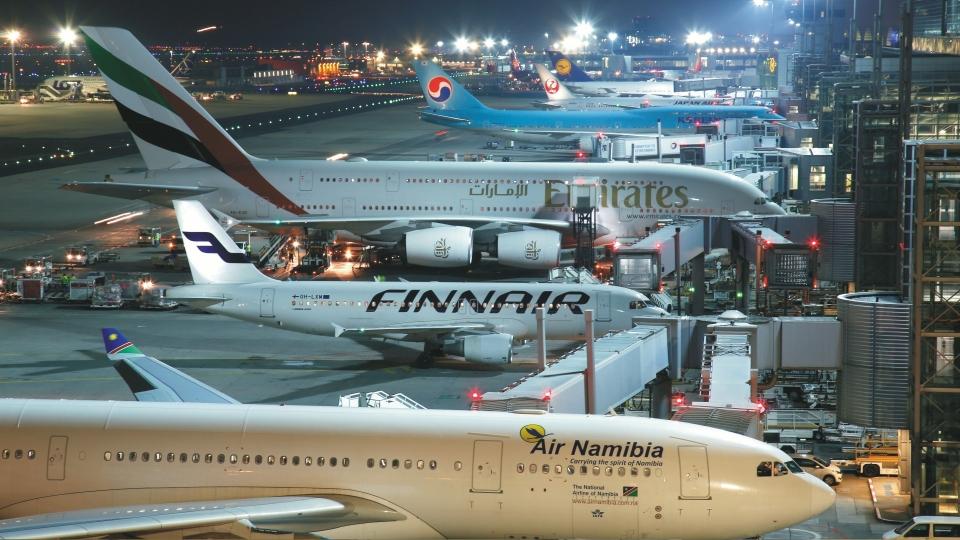 Летище Франкфурт. Снимка: Fraport