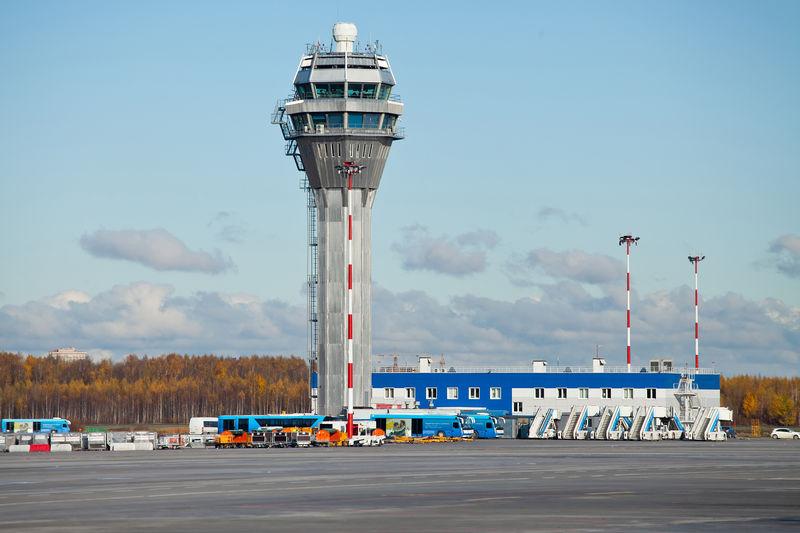 Снимка: Летище Пулково, Санкт Петербург
