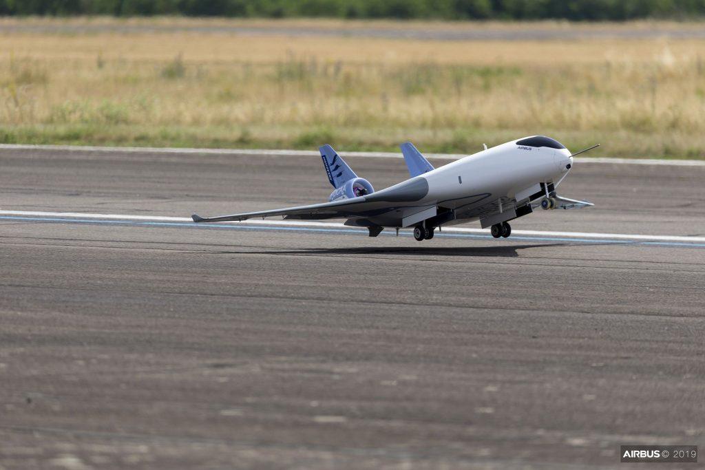 Maveric. Снимка: Airbus