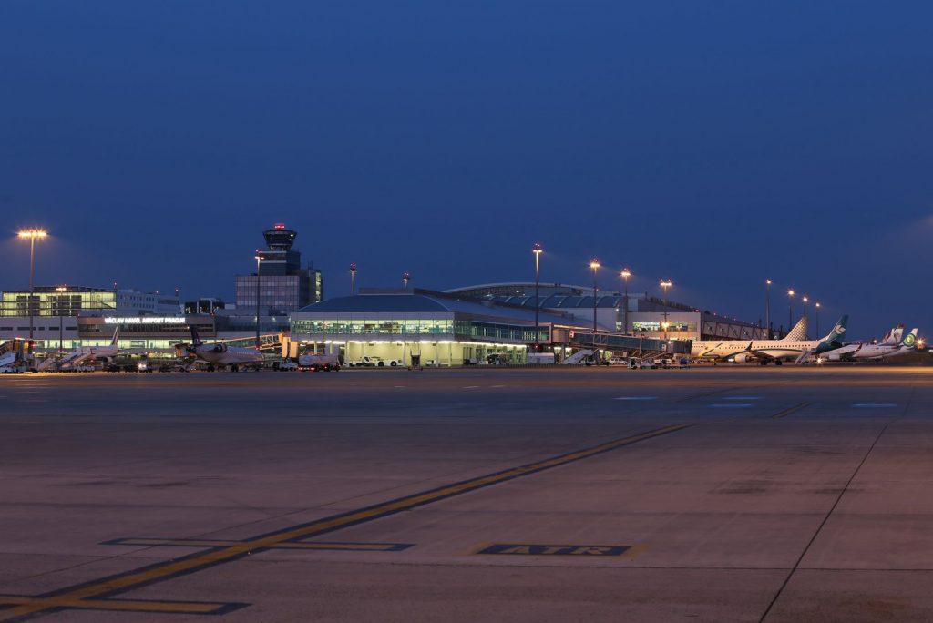 Praga airport