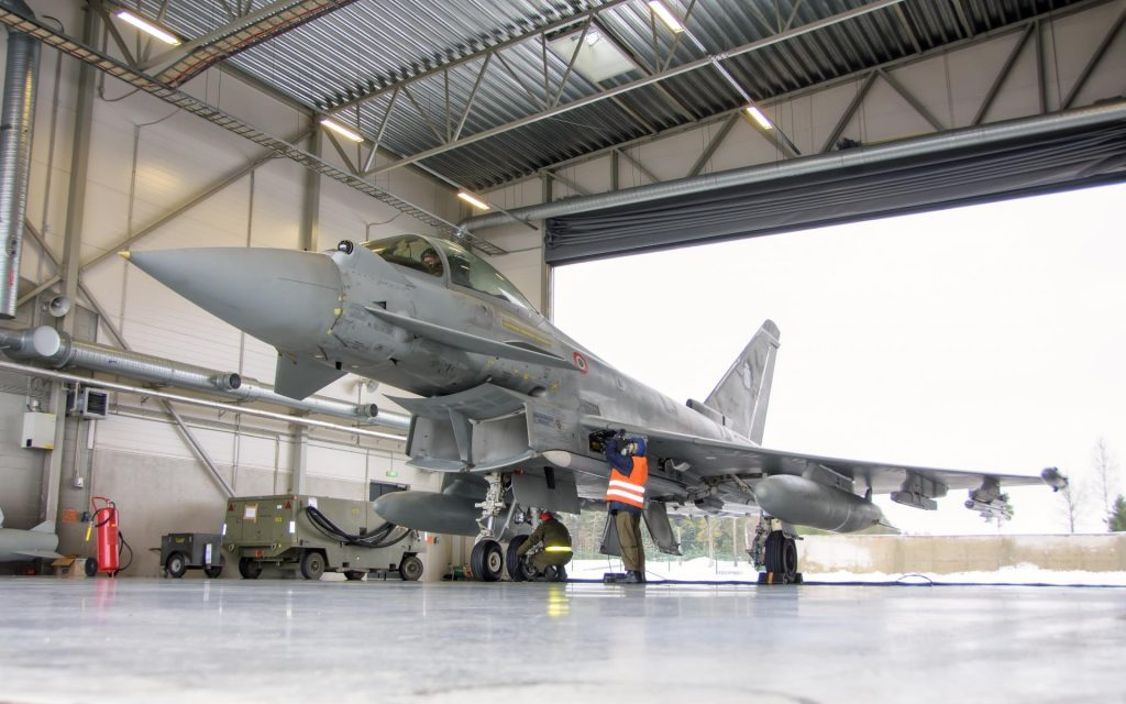 Снимка: Eurofighter