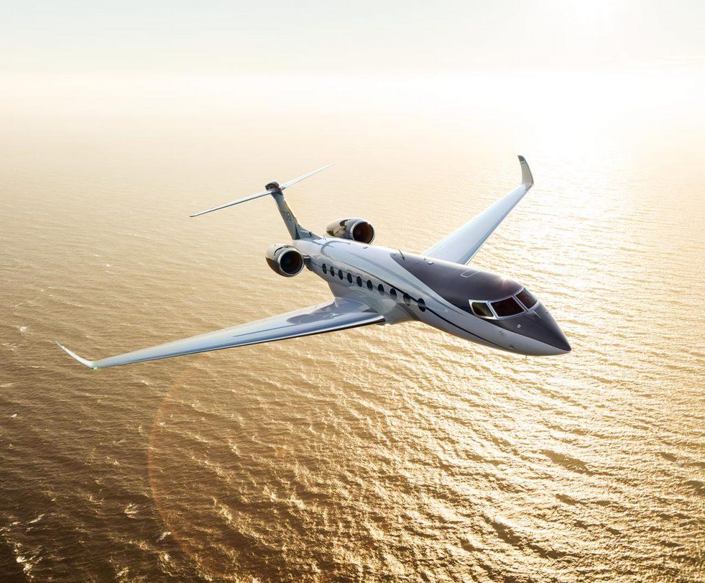Gulfstream 700. Снимка Gulfstream.