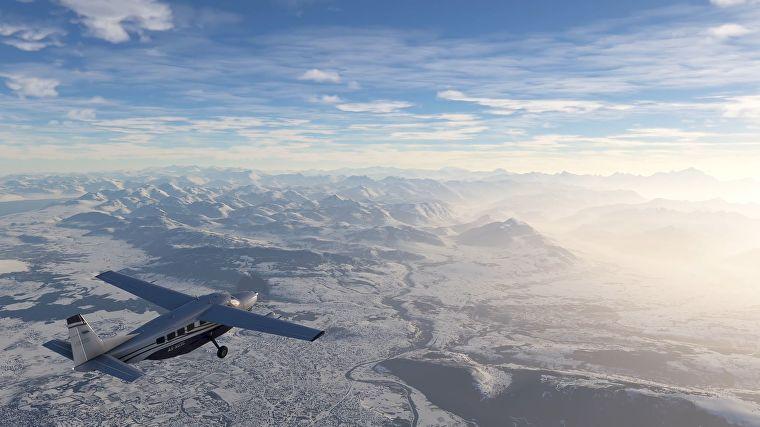 Визуализация ще има дори в полярните райони на планетата, ако ви се стига дотам