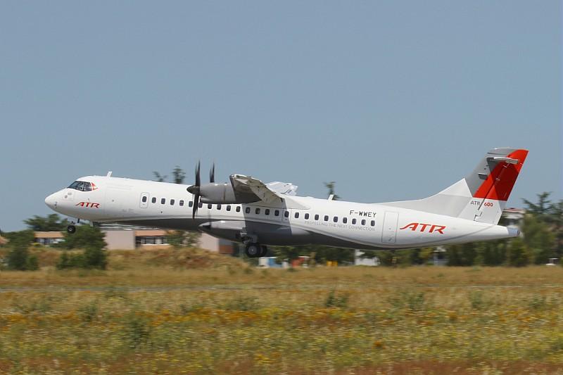ATR продаде над 400 самолета от серията 72-600, като до момента са доставени около 100