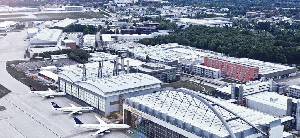 Снимка: Lufthansa Technik