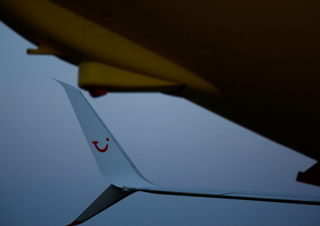 TUI Airways. Снимка: TUI Group