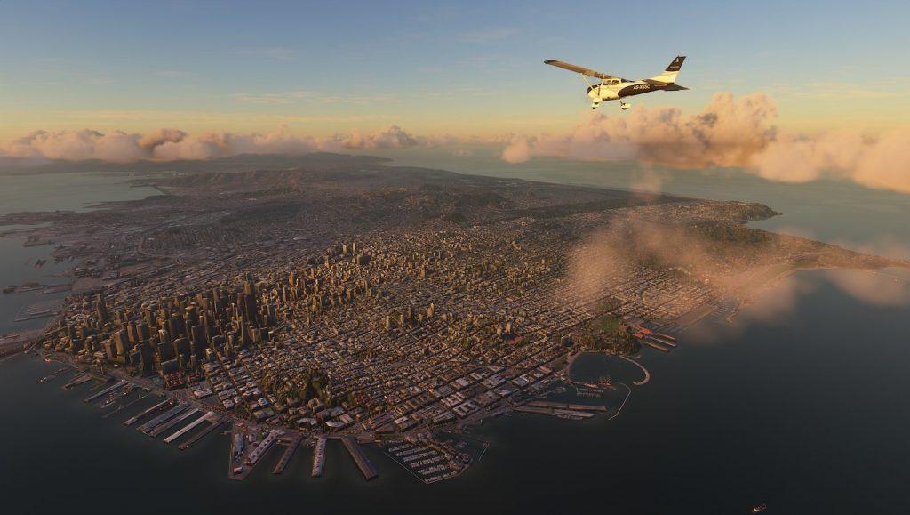 """Независимо дали ви се лети над Ню Йорк или Кейп Таун - всичко ще е """"все едно си там""""."""