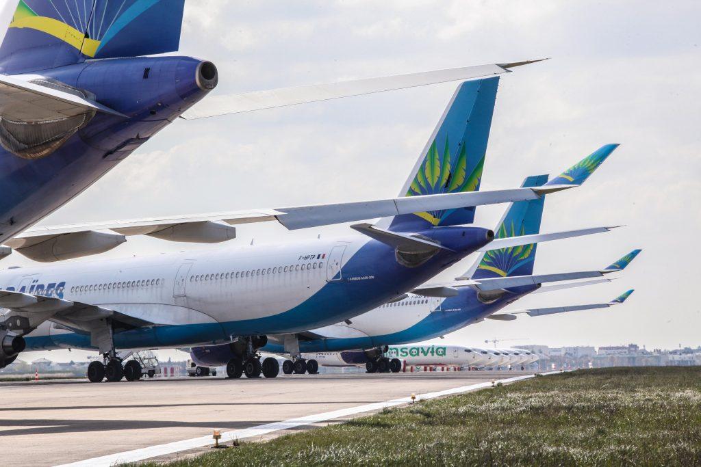 Летище Орли бе затворено от 31 март 2020 до ново нареждане. Снимка: ADP