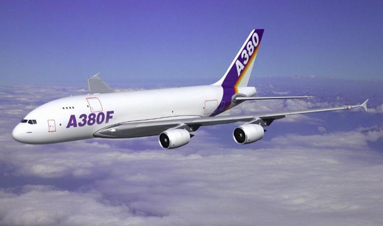 Така трябваше да изглежда първоначалната карго версия А380F